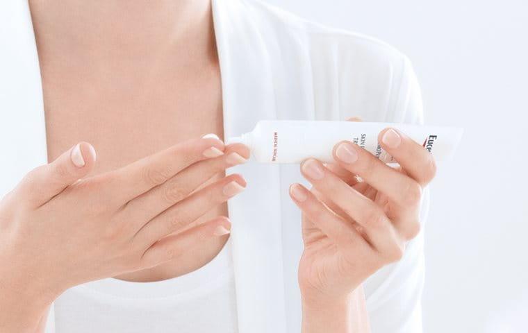 Nekomedogennye creams for oily skin: ranking